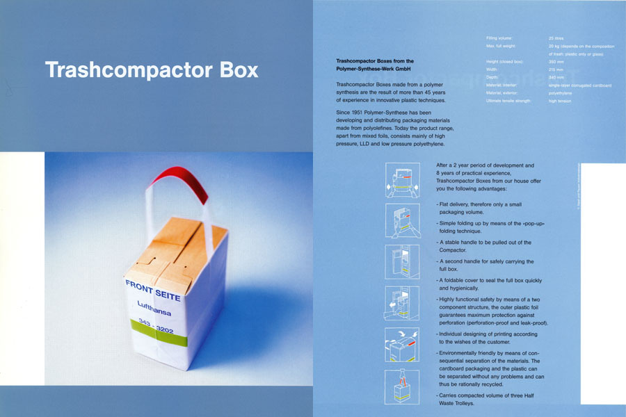 Flyer Trash-Compactor-Box